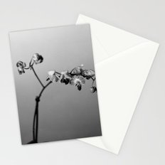 Disgruntled Orchid Stationery Cards
