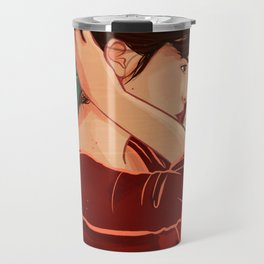Times are Hard for Dreamers Travel Mug