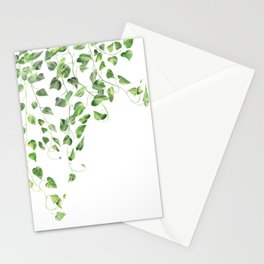 Golden Pothos - Ivy Stationery Cards
