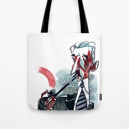 faulkner Tote Bag