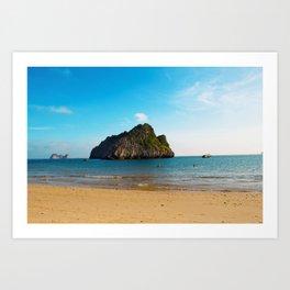 Cát Bà Island, Vietnam Art Print