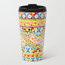 Gypsy Caravan Circus Travel Mug