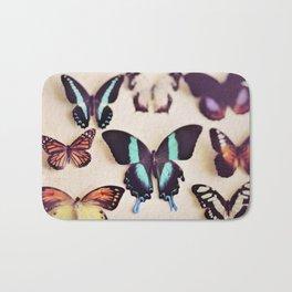 Butterfly Collection Bath Mat