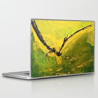 flight Laptop & iPad Skins featuring Flight by RvHART