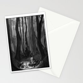 The Hide-Behind Stationery Cards