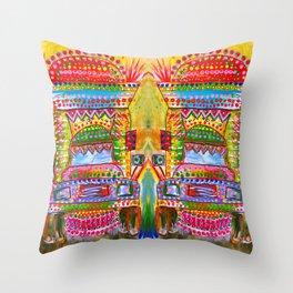Dekh Magar Pyaar Se Throw Pillow