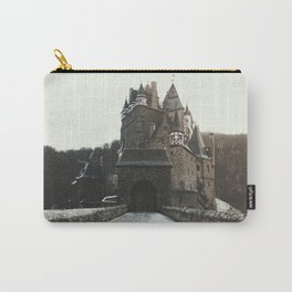 Finally, a Castle - landscape photography Carry-All Pouch