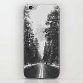 ROAD TRIP IV / Yosemite, California iPhone Skin