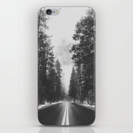 ROAD TRIP IV / Yosemite, California iPhone Skin