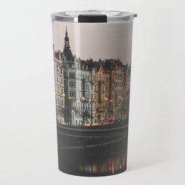 Prague, Czechia Travel Mug