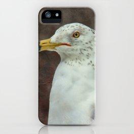 Through the Gulls Eyes iPhone Case