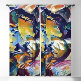 Wassily Kandinsky Campbell II Blackout Curtain