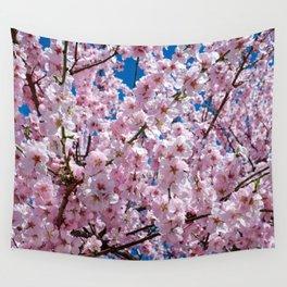 Sakura Wall Tapestry