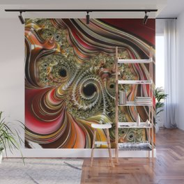 Amazing Fractal 218A Wall Mural
