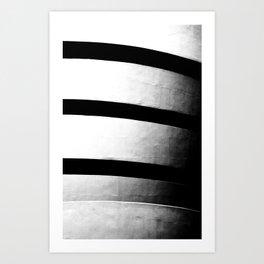 Guggenheim Alternate Art Print
