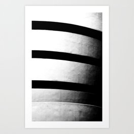 Guggenheim Alternate Art Print