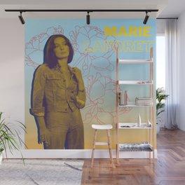 Marie Laforet Unofficial Album Cover Art FANEDIT Wall Mural