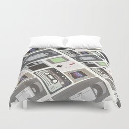 1980's stuff Duvet Cover
