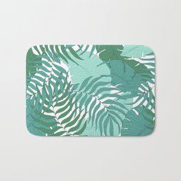 Leaves Bath Mat