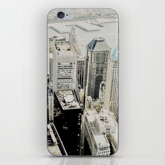 NEW YORK 1 iPhone & iPod Skin