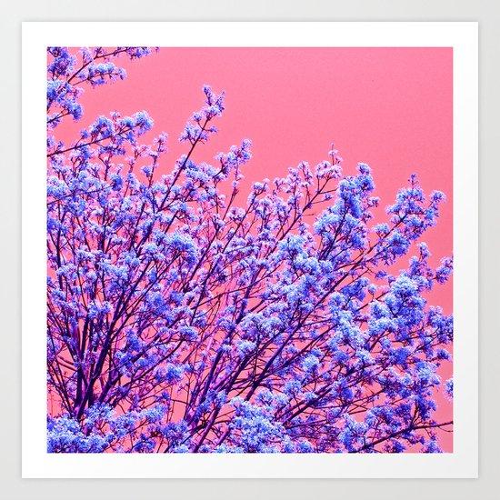 spring tree XVIII Art Print