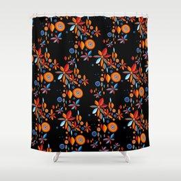 Summer pattern II Shower Curtain