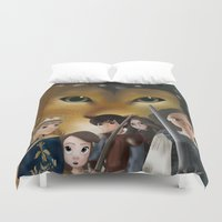 narnia Duvet Covers featuring Narnia by BellaG