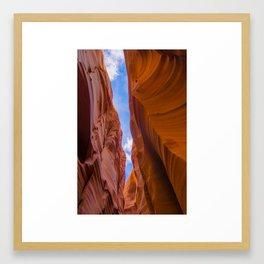 Grand Staircase-Escalante National Monument - Utah Framed Art Print