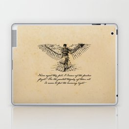 Oscar Wilde - Icarus Laptop & iPad Skin