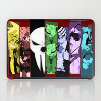 soul eater iPad Cases featuring Soul Eater by feimyconcepts05
