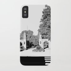 bloomington III iPhone X Slim Case