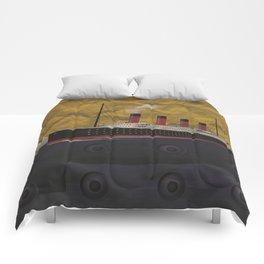 Titanic Centennial Comforters