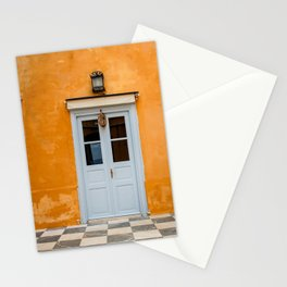 The Way to Greece  Stationery Cards