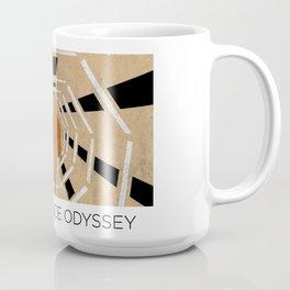 Minimalist 2001: A space odyssey Coffee Mug