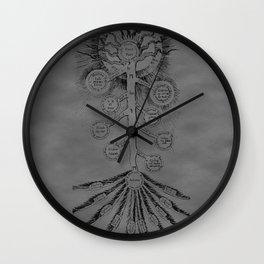 Gateway of Life Wall Clock