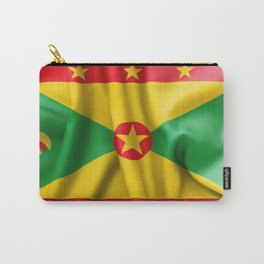 Grenada Flag Carry-All Pouch