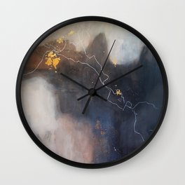 Let It Hold Your Hand Wall Clock