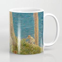 The Thin Shadow Line by Gaetano Previati Coffee Mug