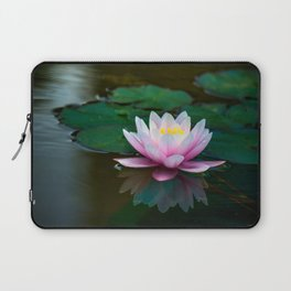 Water Lily Laptop Sleeve