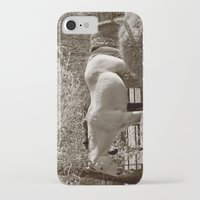 country iPhone & iPod Cases featuring Country by Christy Leigh