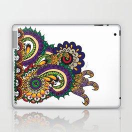 Hello 70s! Corally Laptop & iPad Skin