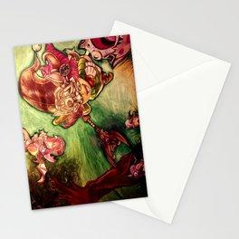 lulu - dragon trainer  Stationery Cards