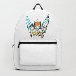 Valkyrie Cat Backpack