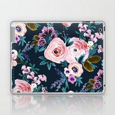 Moody Victoria Flower Laptop & iPad Skin