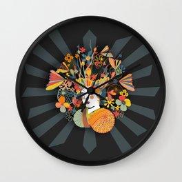 Miss Kim Ono Wall Clock