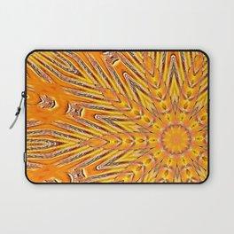 Sunny Side Bubble Dot Pattern 3 Laptop Sleeve