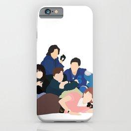 Breakfast Club iPhone Case