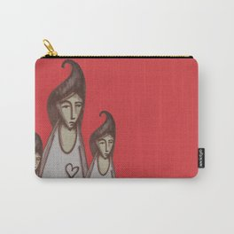 Love, Peace, YEAH! Carry-All Pouch