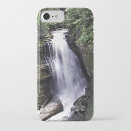Miners Falls at Pictured Rock National Lakeshore 2 iPhone Case