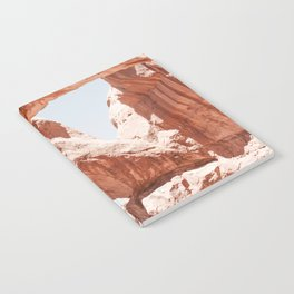 Desert Arches Notebook